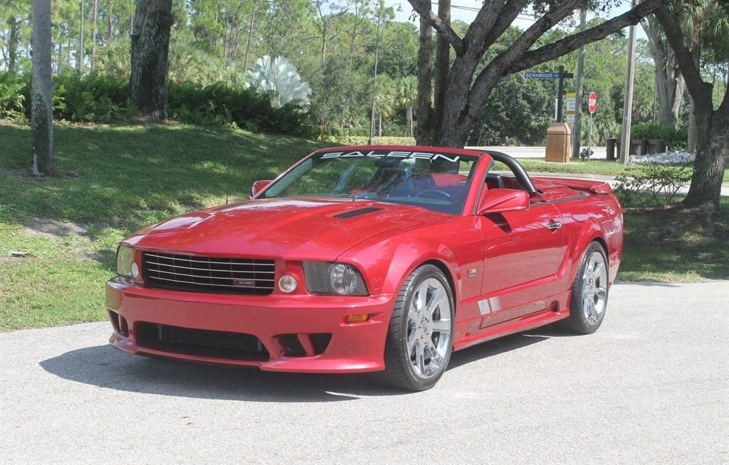 2006 ford mustang s 281 sc convertible