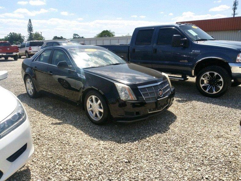 2008 Cadillac CTS-4