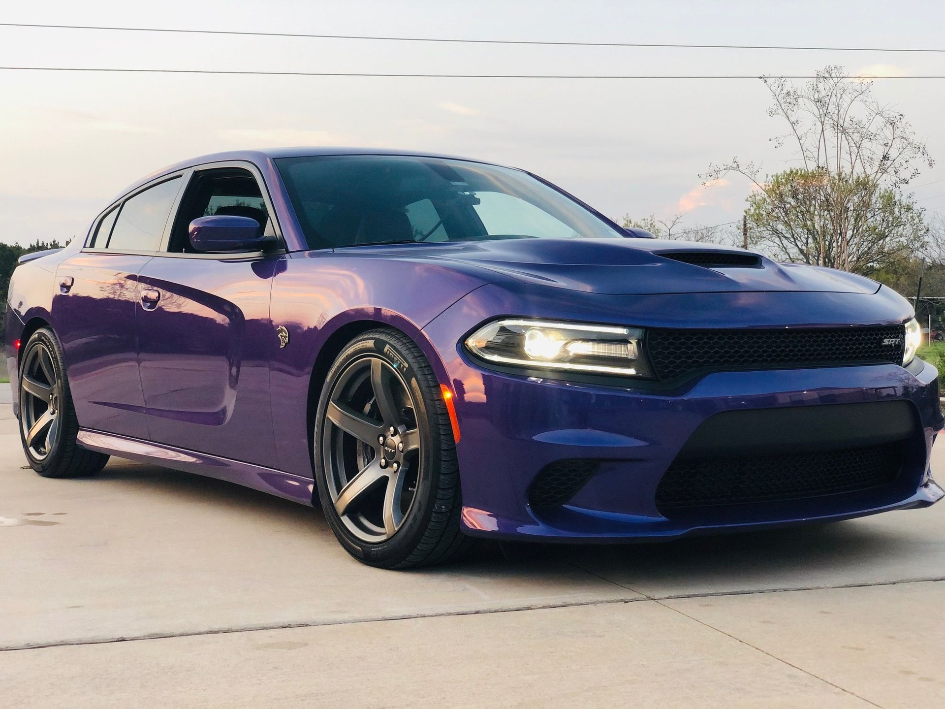 2018 dodge charger hellcat coupe