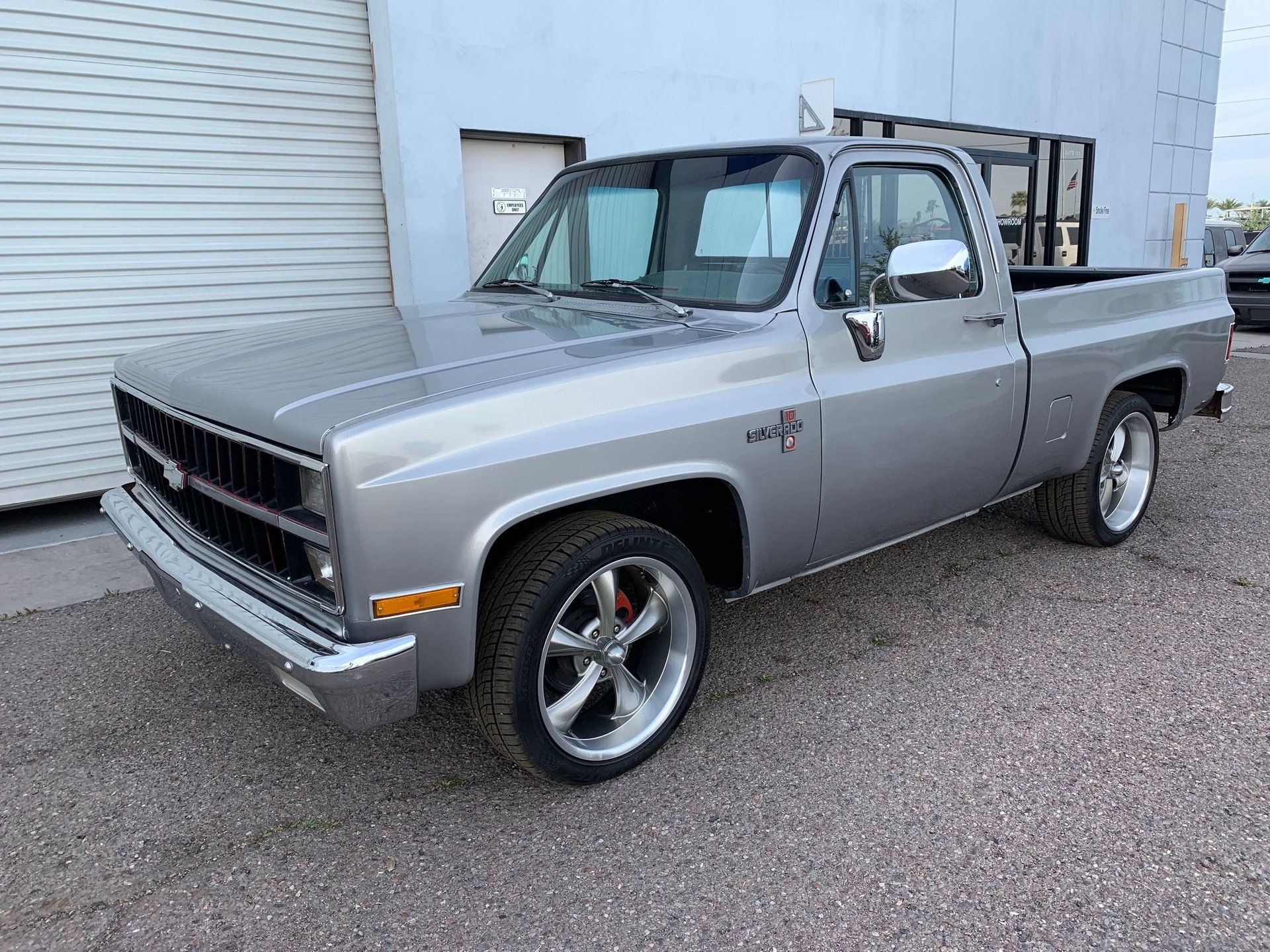 1981 chevrolet c10 restomod pickup