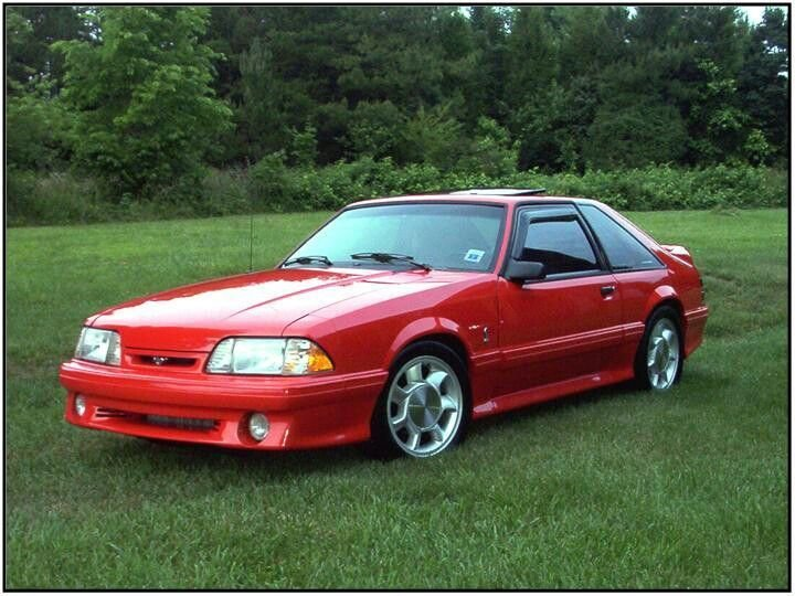 1993 ford mustang cobra svt coupe