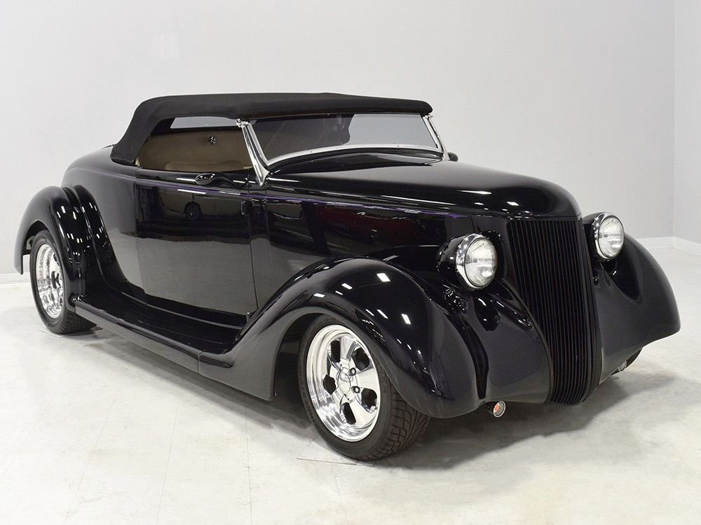 1936 ford street rod roadster