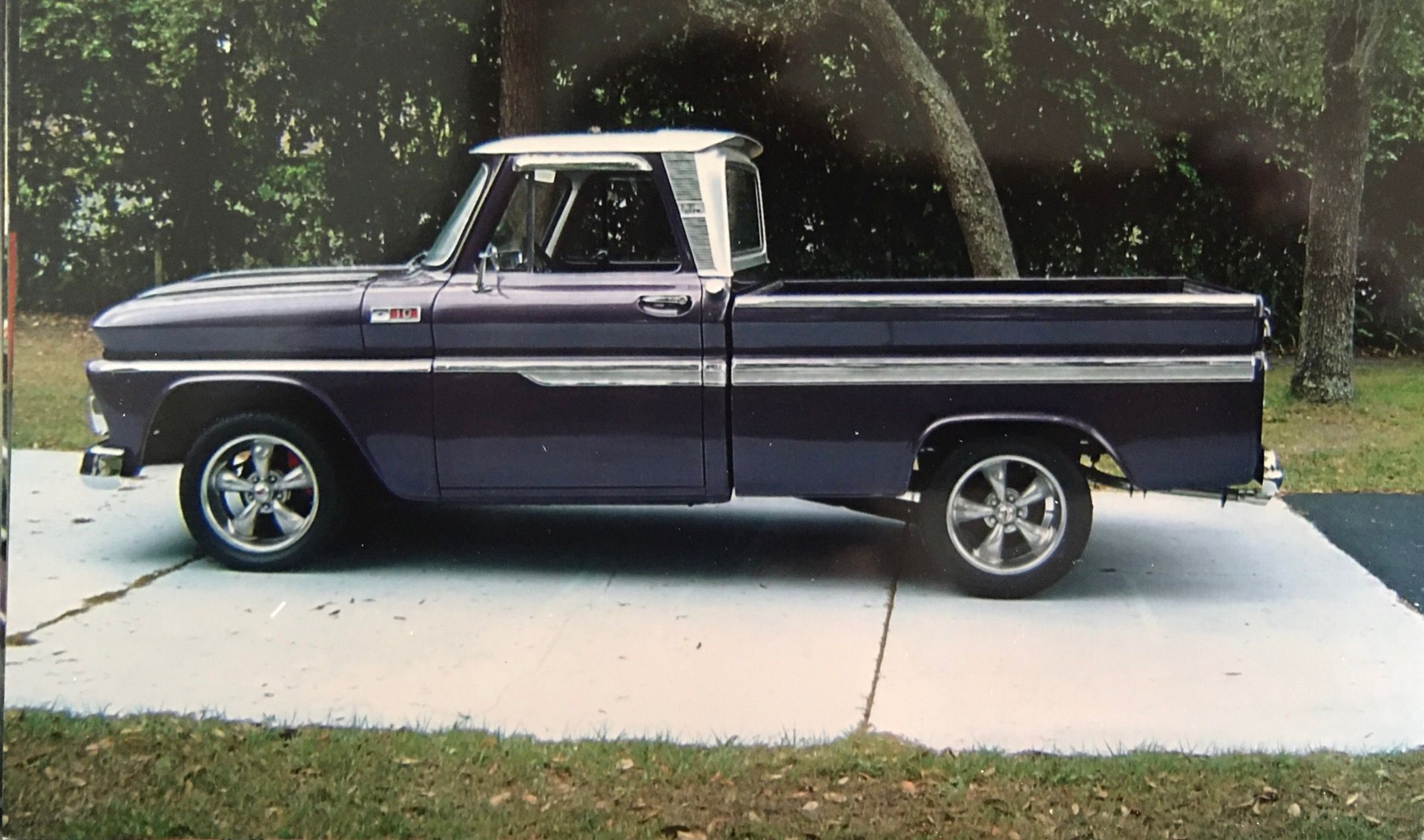 1965 chevrolet c10 shortbed pickup