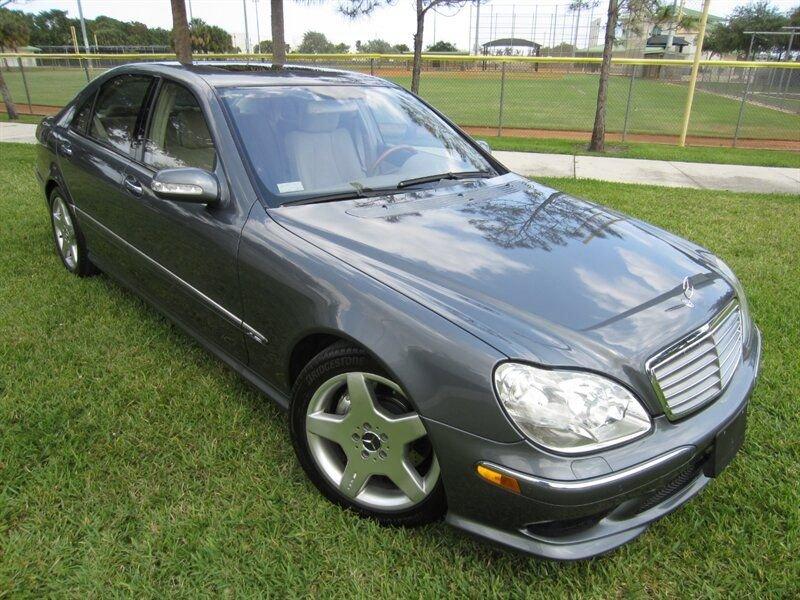 2006 mercedes benz s600 sedan