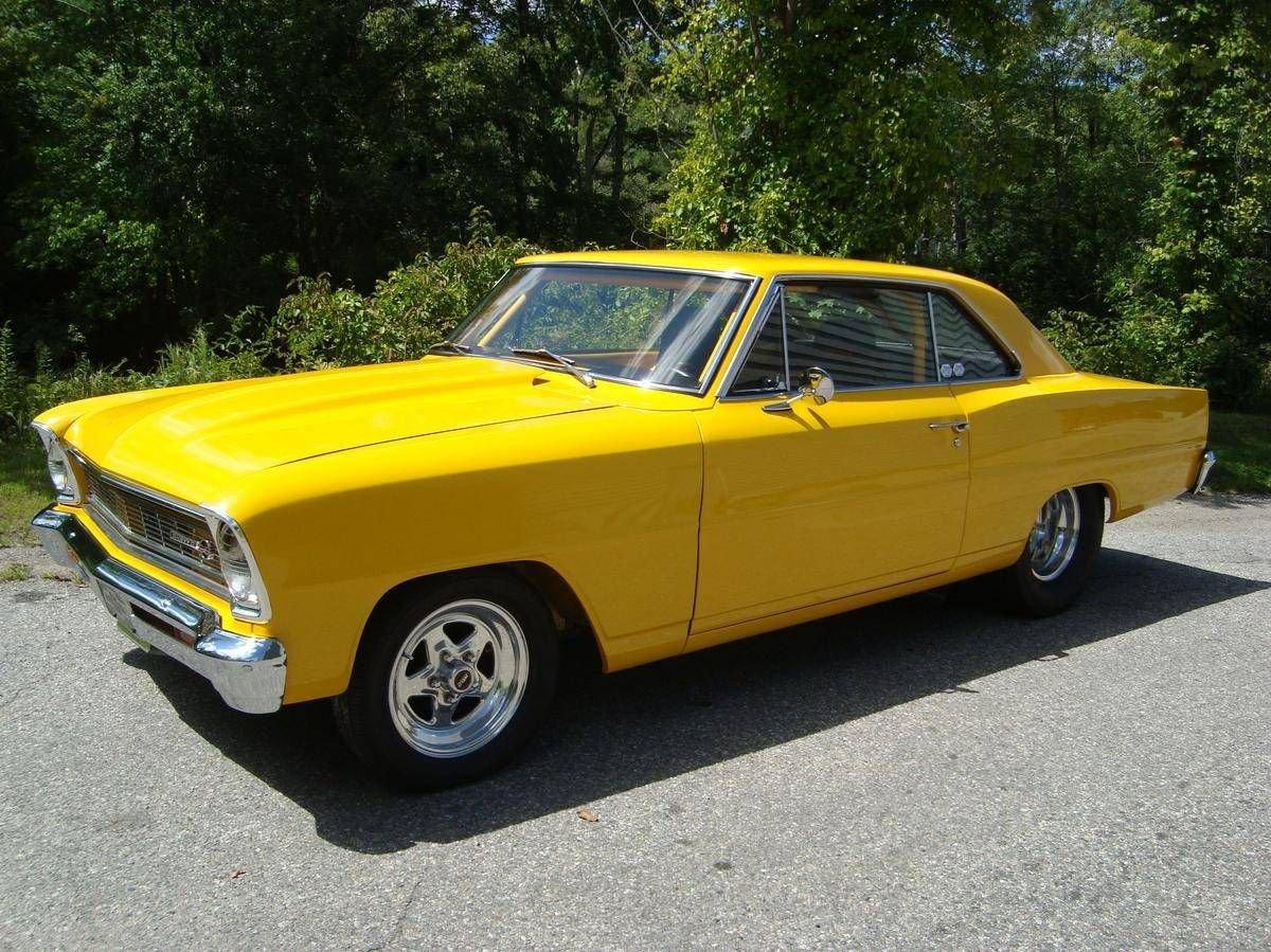 1966 chevrolet nova hardtop
