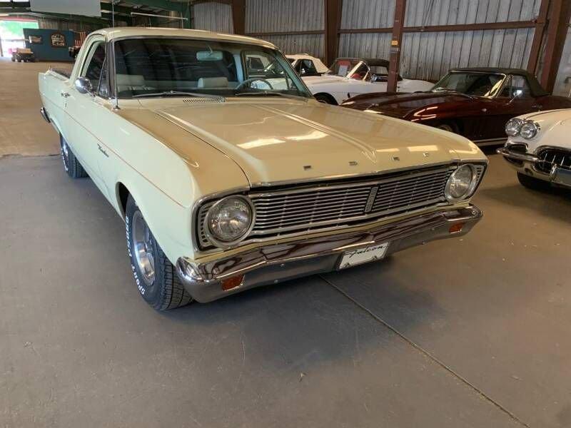 1966 ford falcon ranchero pickup