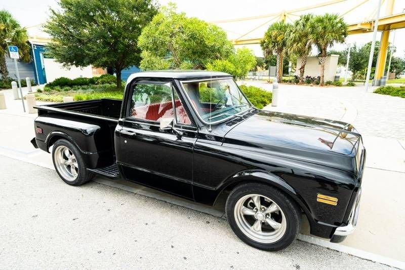 1972 chevrolet c10 shortbed pickup
