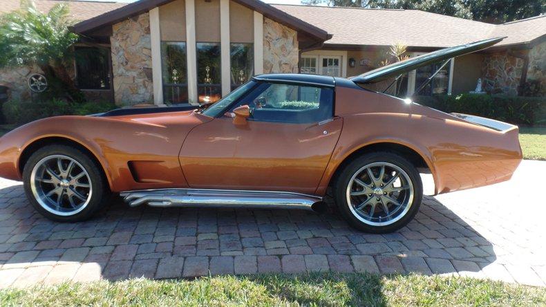 1977 Chevrolet Corvette Custom
