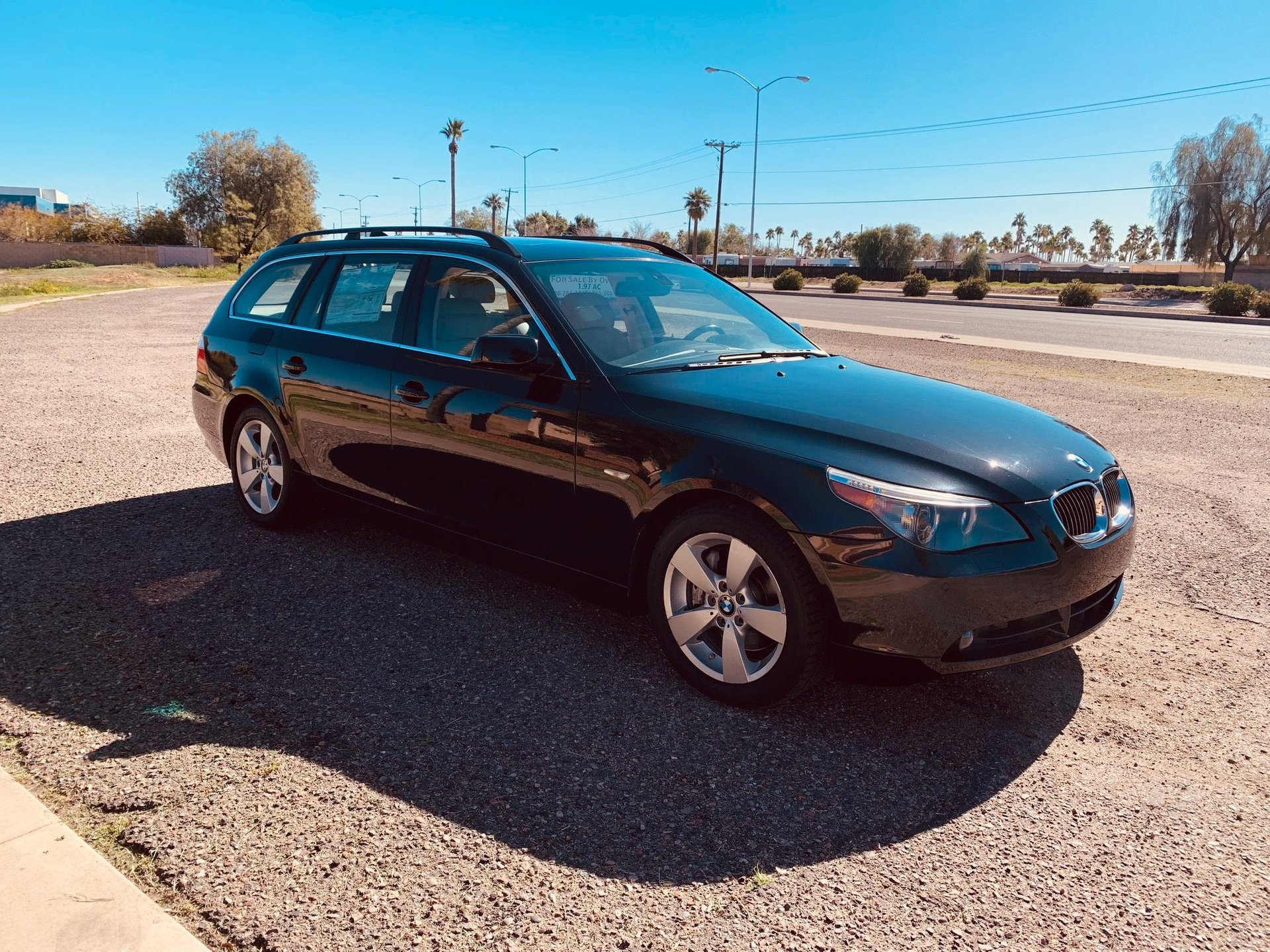 2007 bmw 530xi station wagon