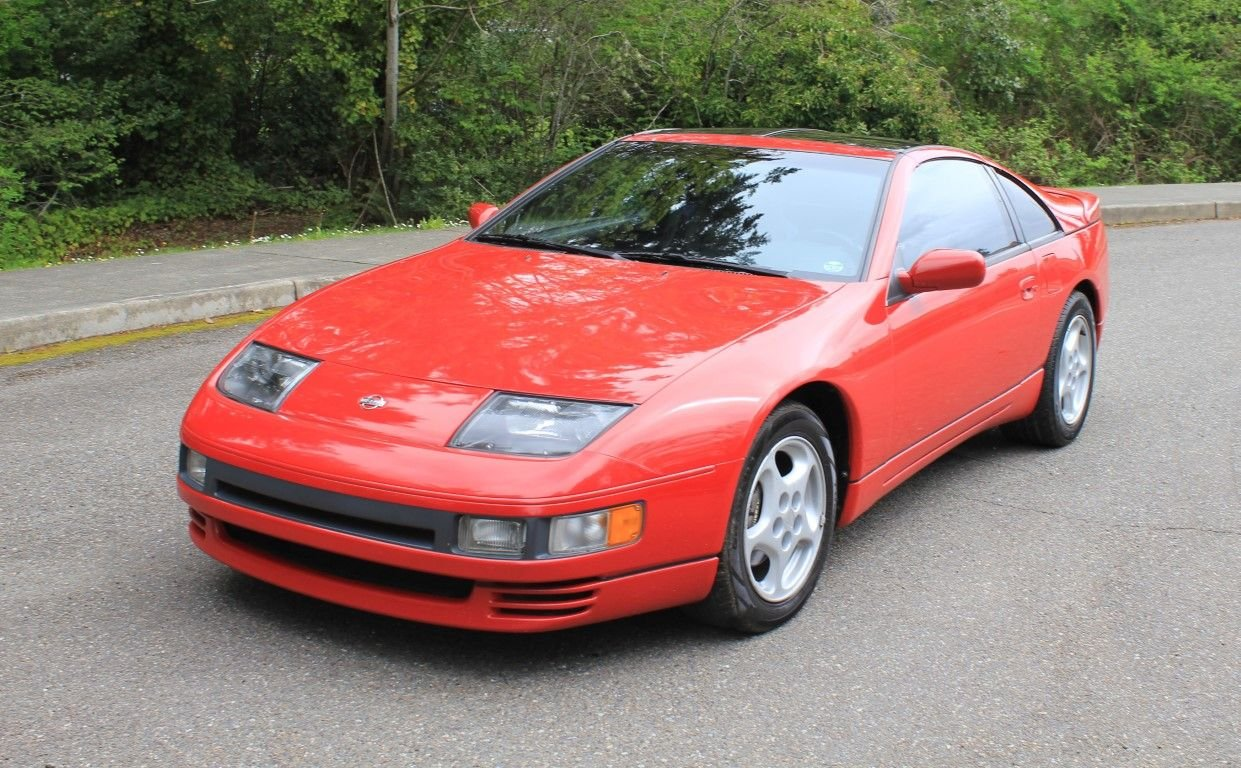 1991 nissan 300zx coupe