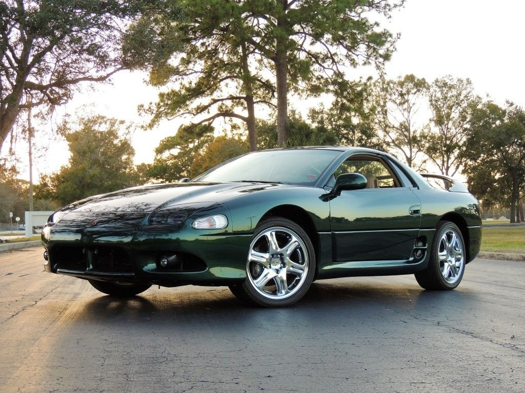 1998 mitsubishi 3000gt vr4 coupe