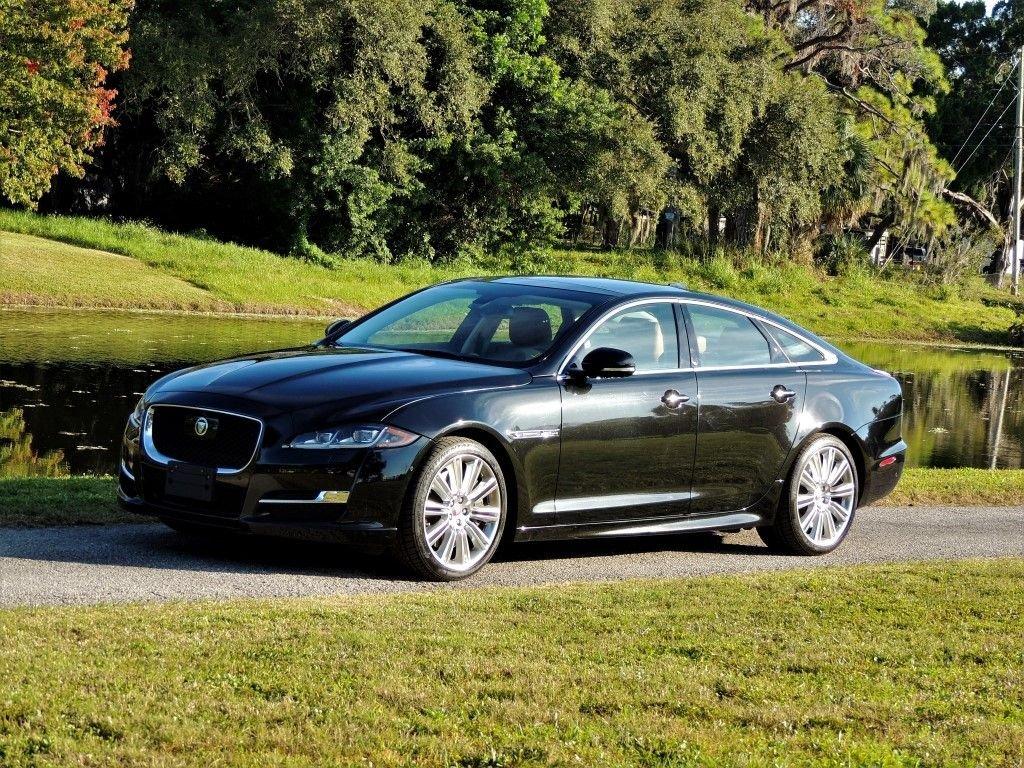 2017 jaguar xj supercharged sedan