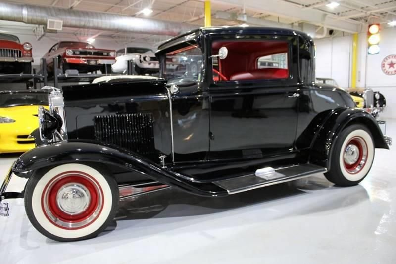 1931 chevrolet street rod coupe