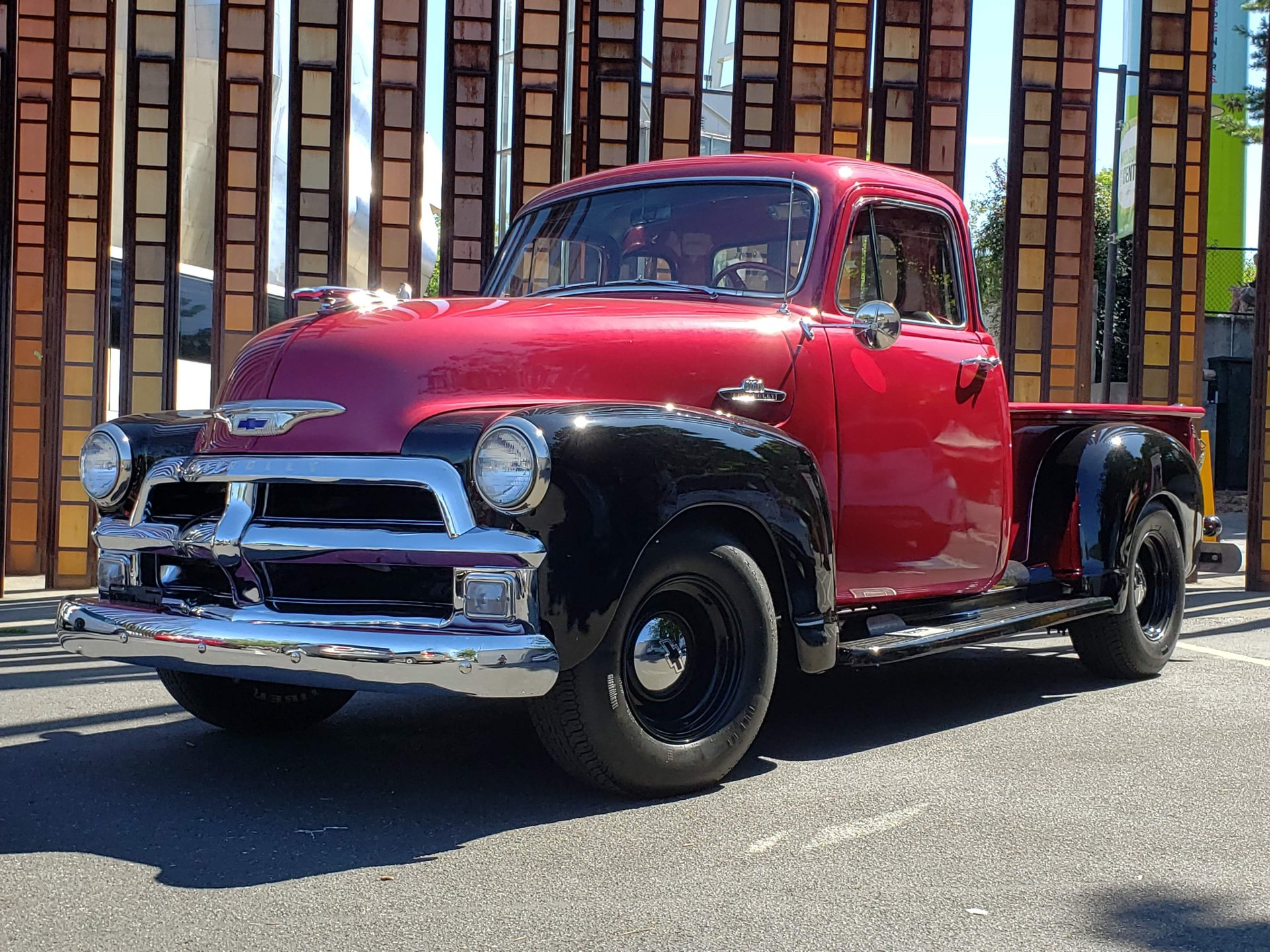 1955 chevrolet 3100 5 window pickup