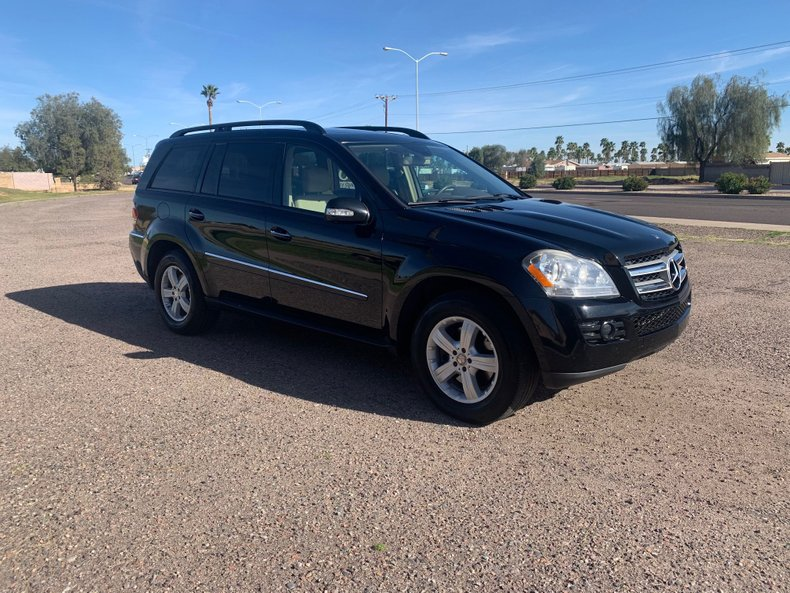 2008 Mercedes-Benz GL450