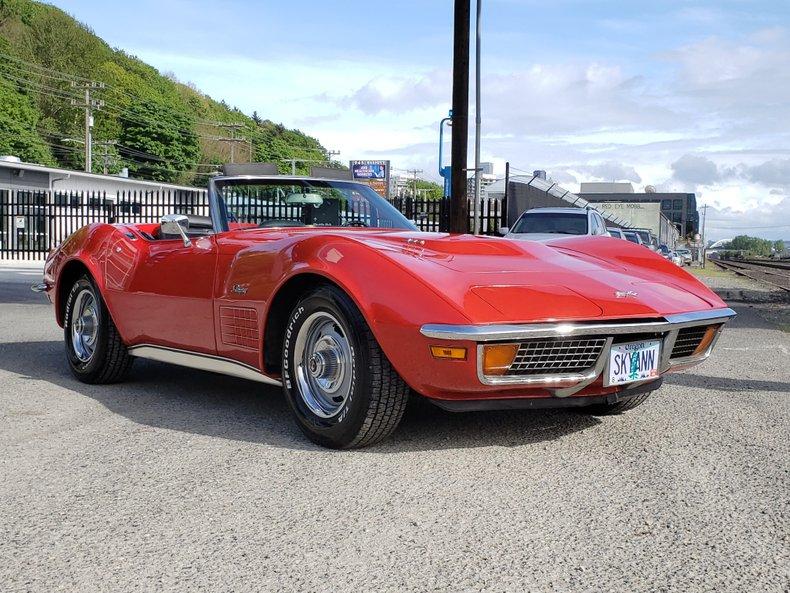 1972 Chevrolet Corvette 454