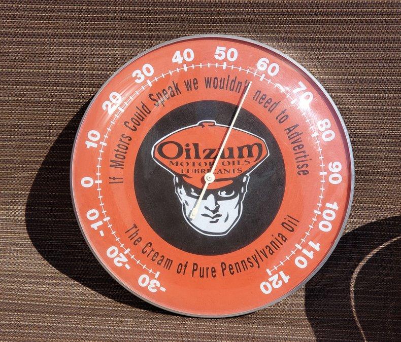 Oilzum Thermometer