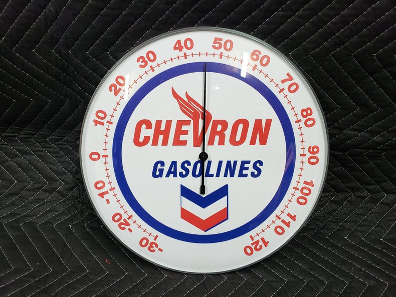 Chevron Thermometer