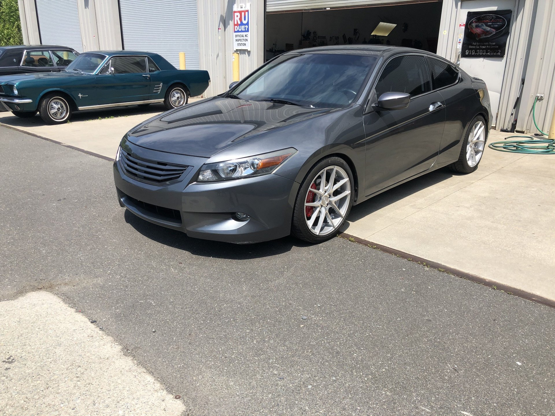 2009 honda accord ex l coupe