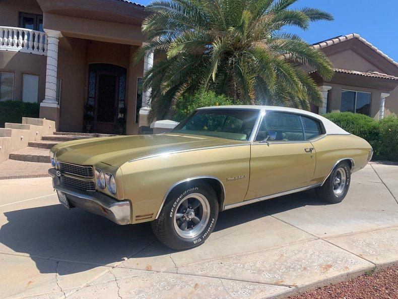 1970 Chevrolet Chevelle COPO