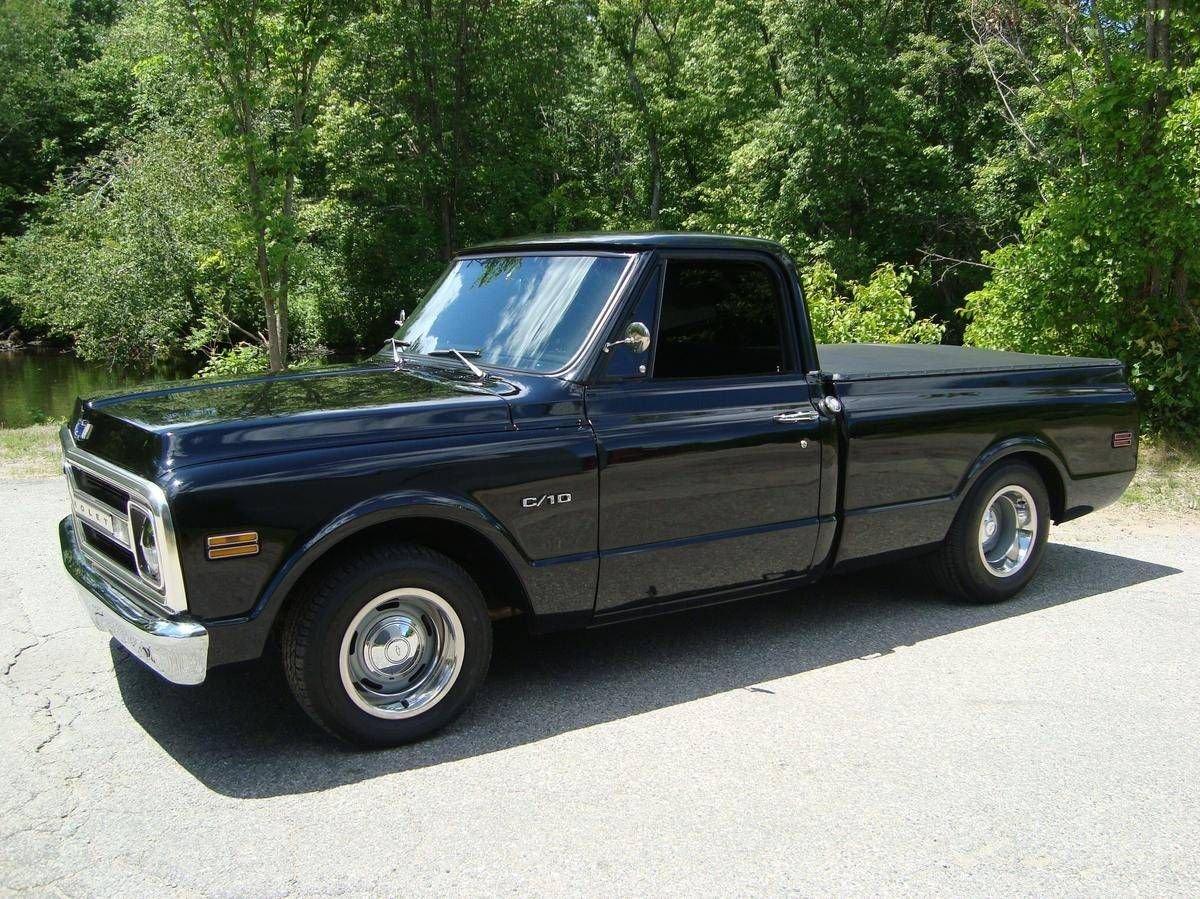 1969 chevrolet c10 shortbed pickup
