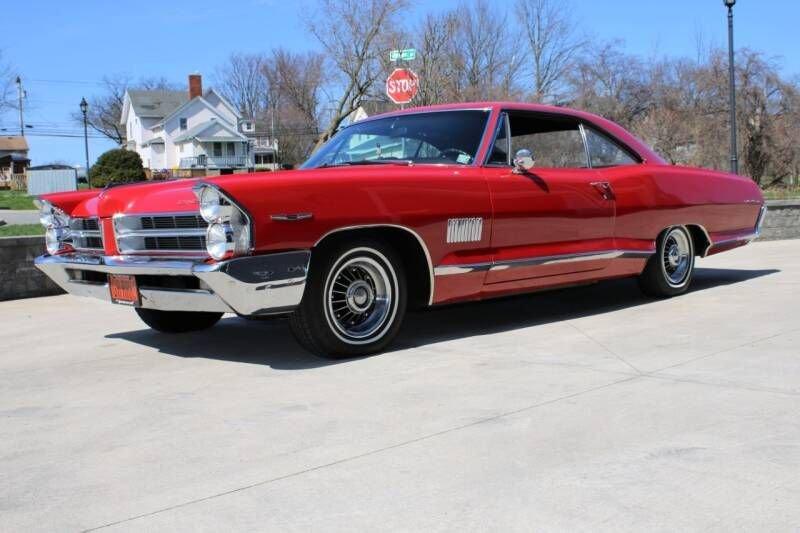 1965 pontiac ventura sport coupe