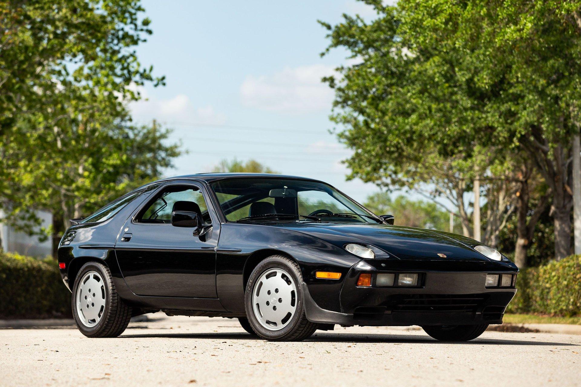 1985 porsche 928s coupe