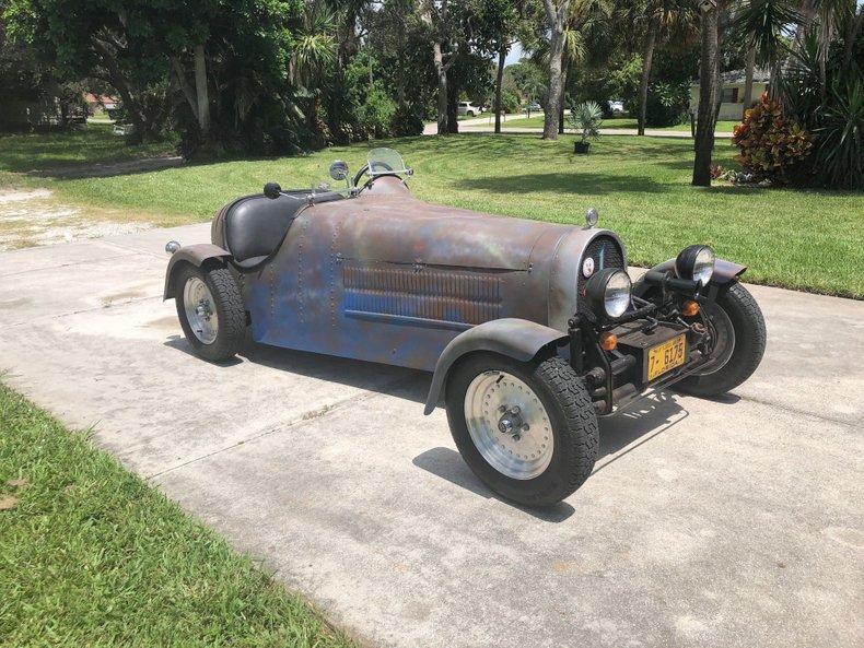 1935 Bugatti Type 51