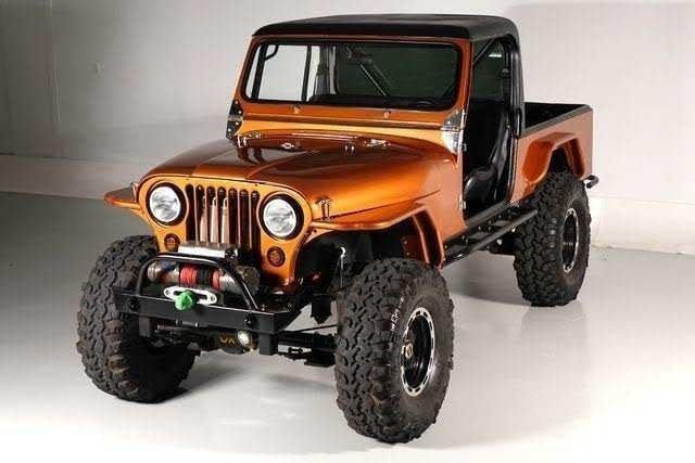 1981 jeep scrambler custom