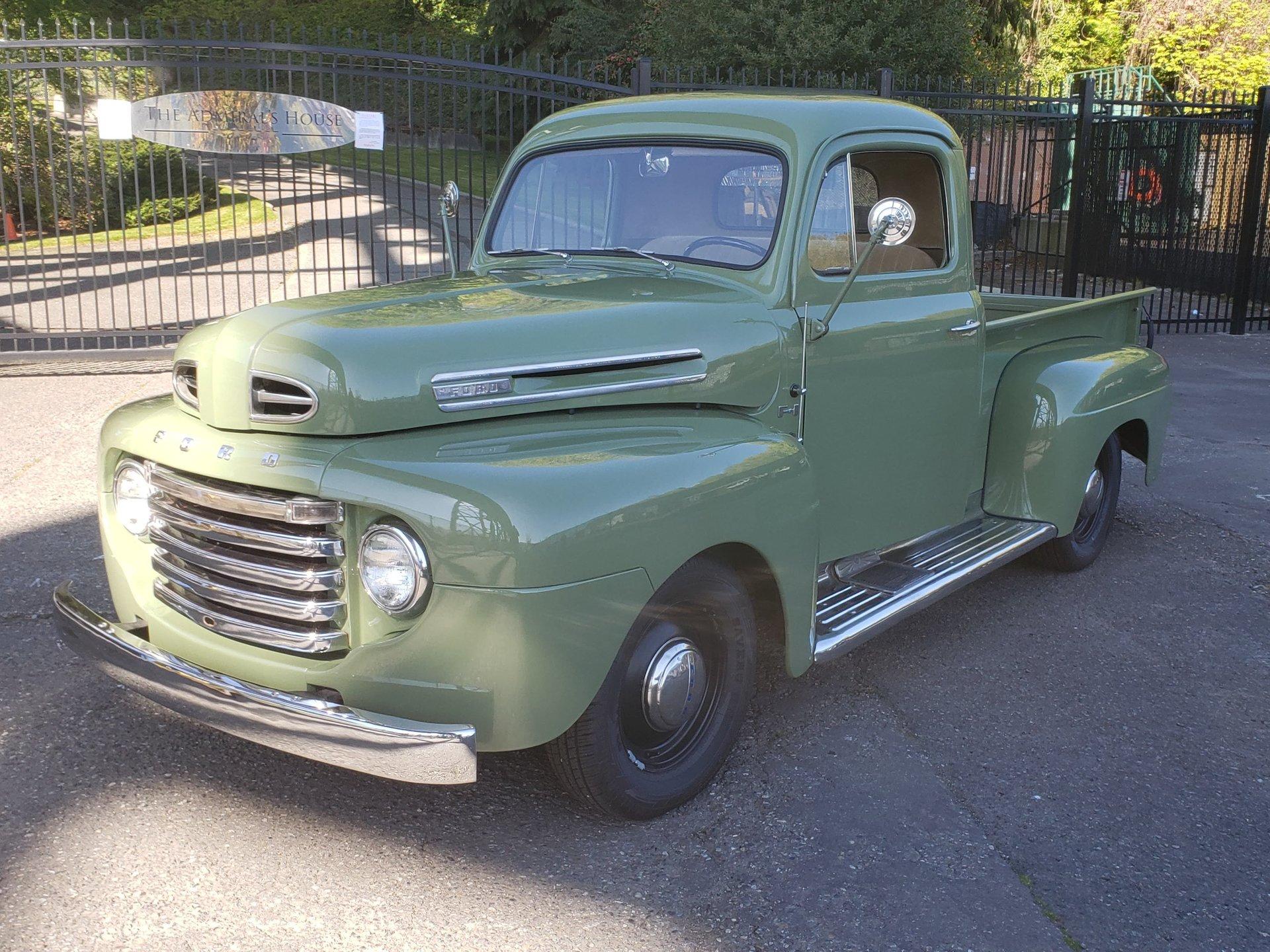 1950 ford f1 pickup