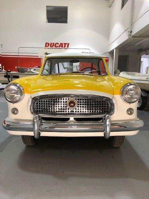 1958 nash metropolitan coupe