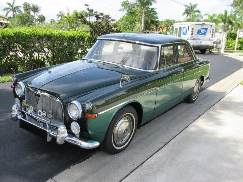 1967 Rover P5 Mark III