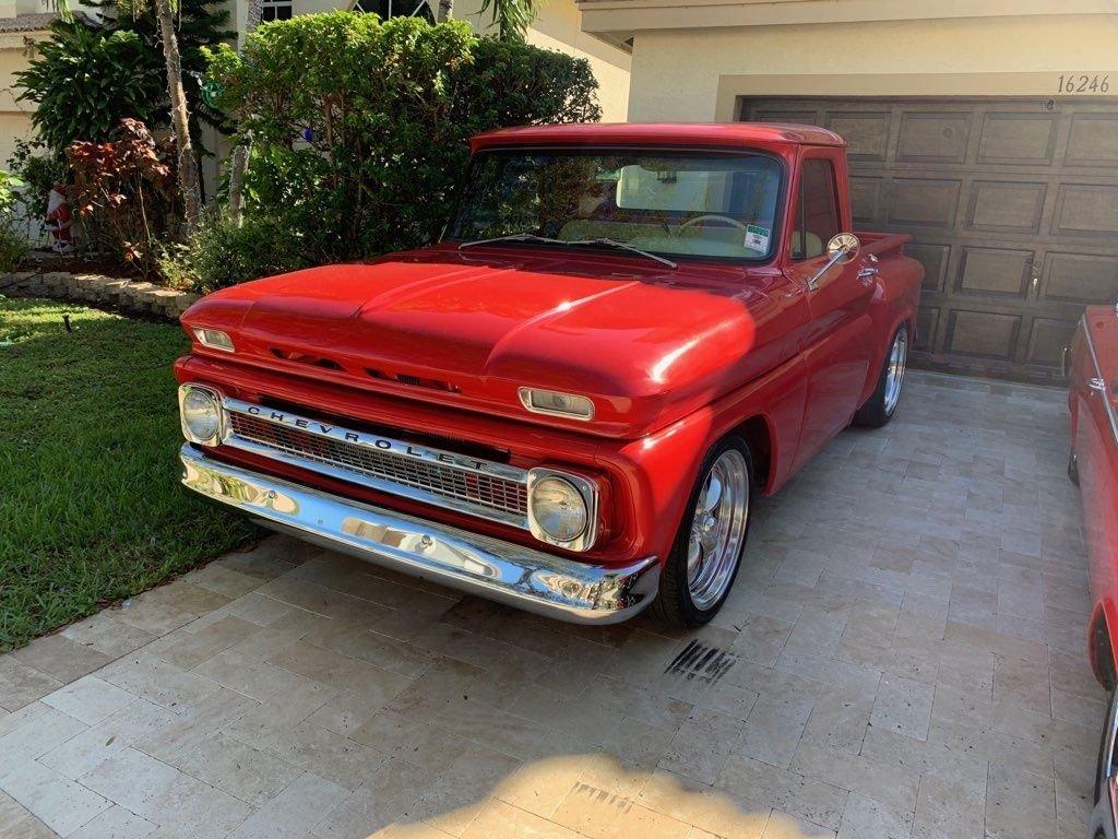 1965 gmc custom pickup