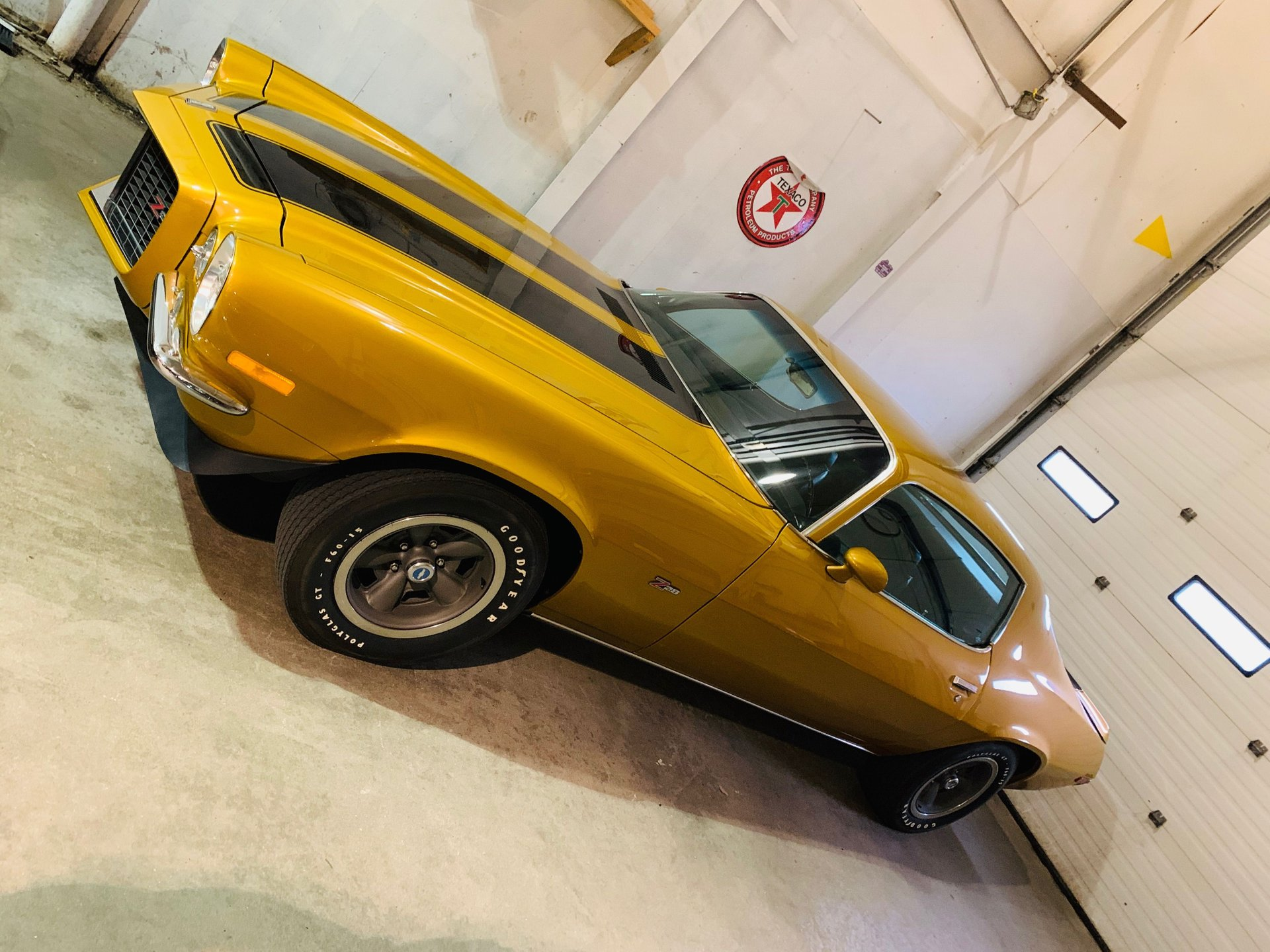 1970 chevrolet camaro z28 coupe