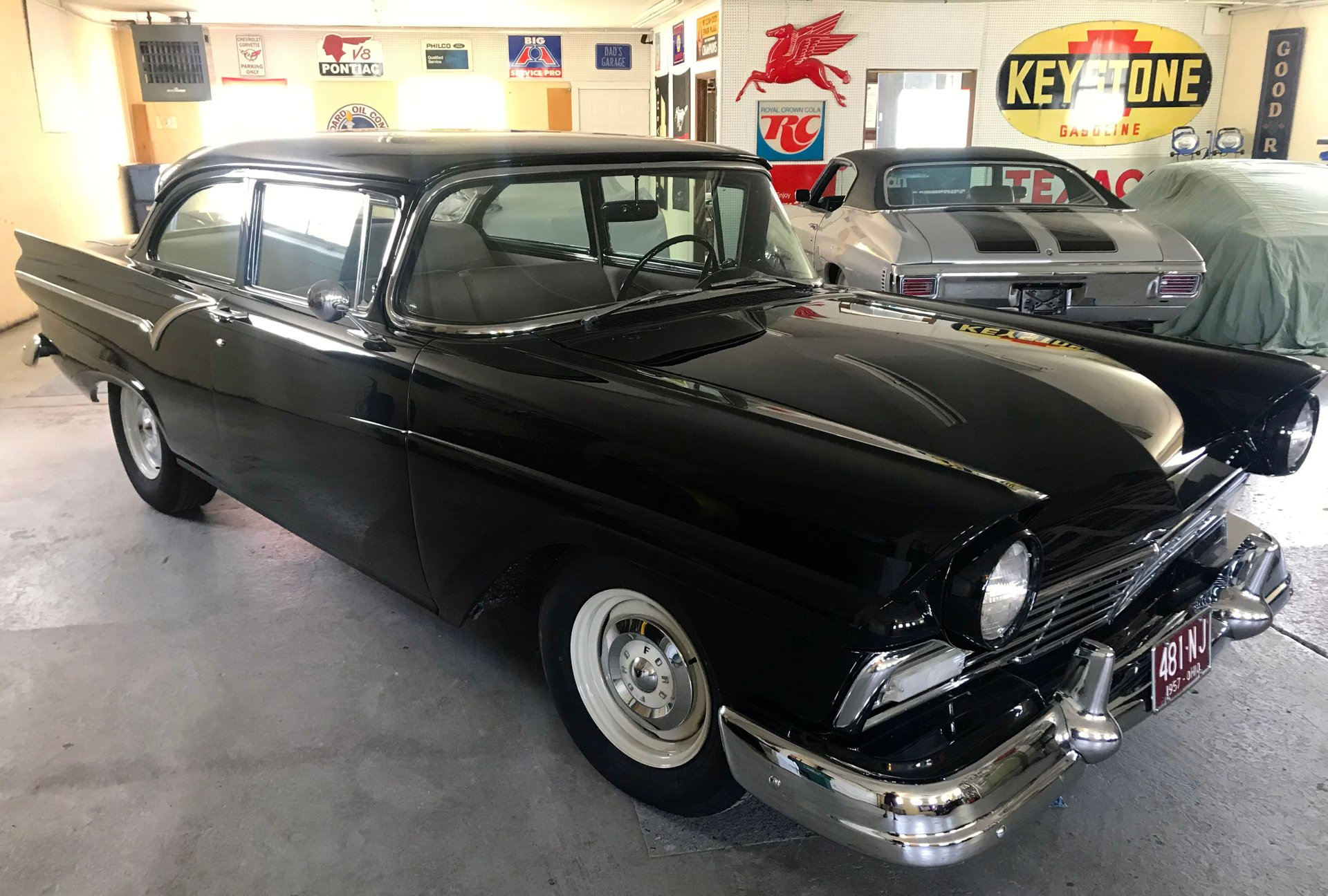 1957 ford custom restomod