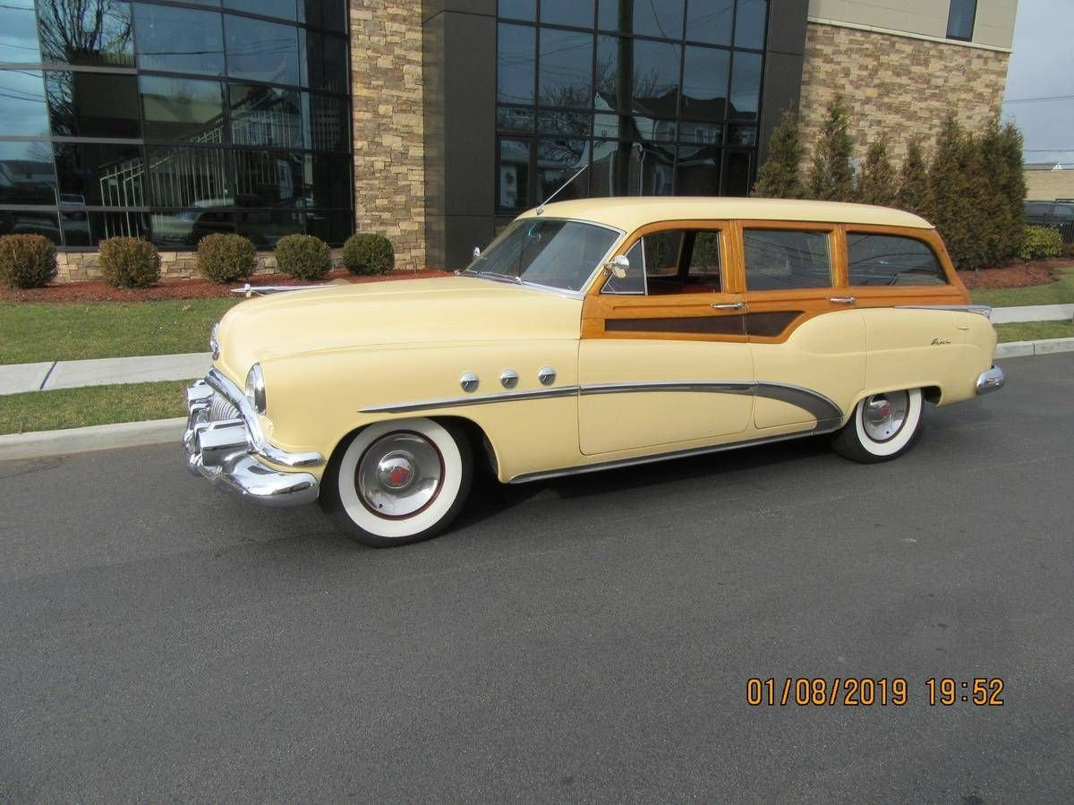 1952 buick super estate wagon