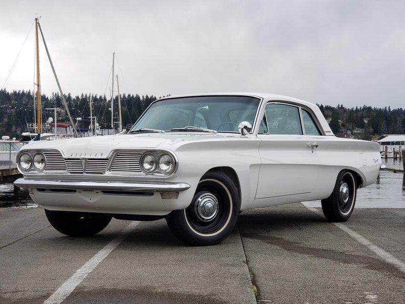 1962 Pontiac Lemans Tempest
