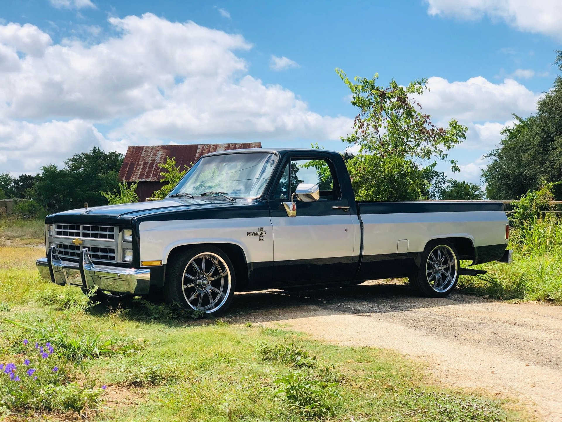 1987 chevrolet c10 long bed pickup