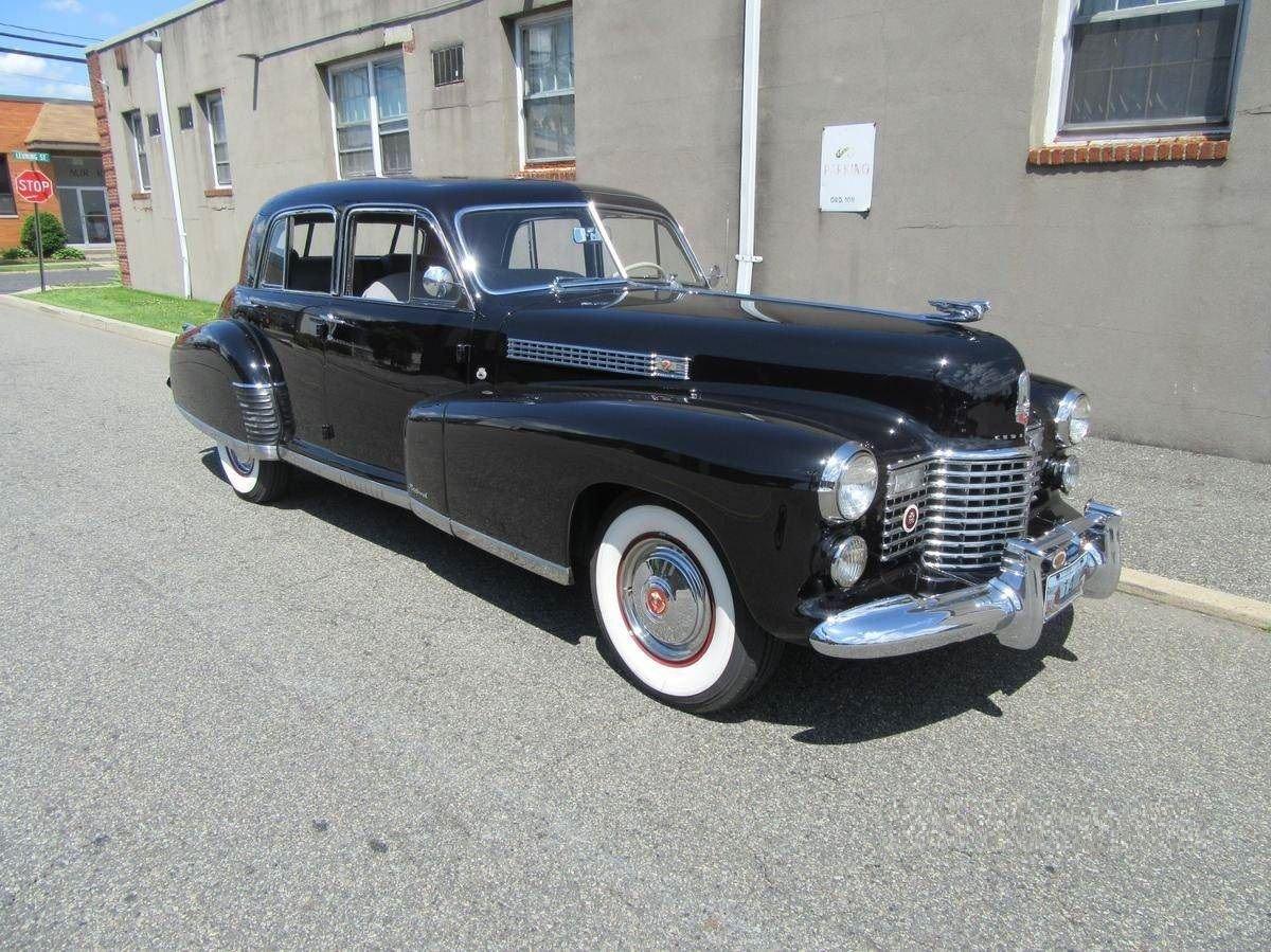 1941 cadillac series 60 special sedan