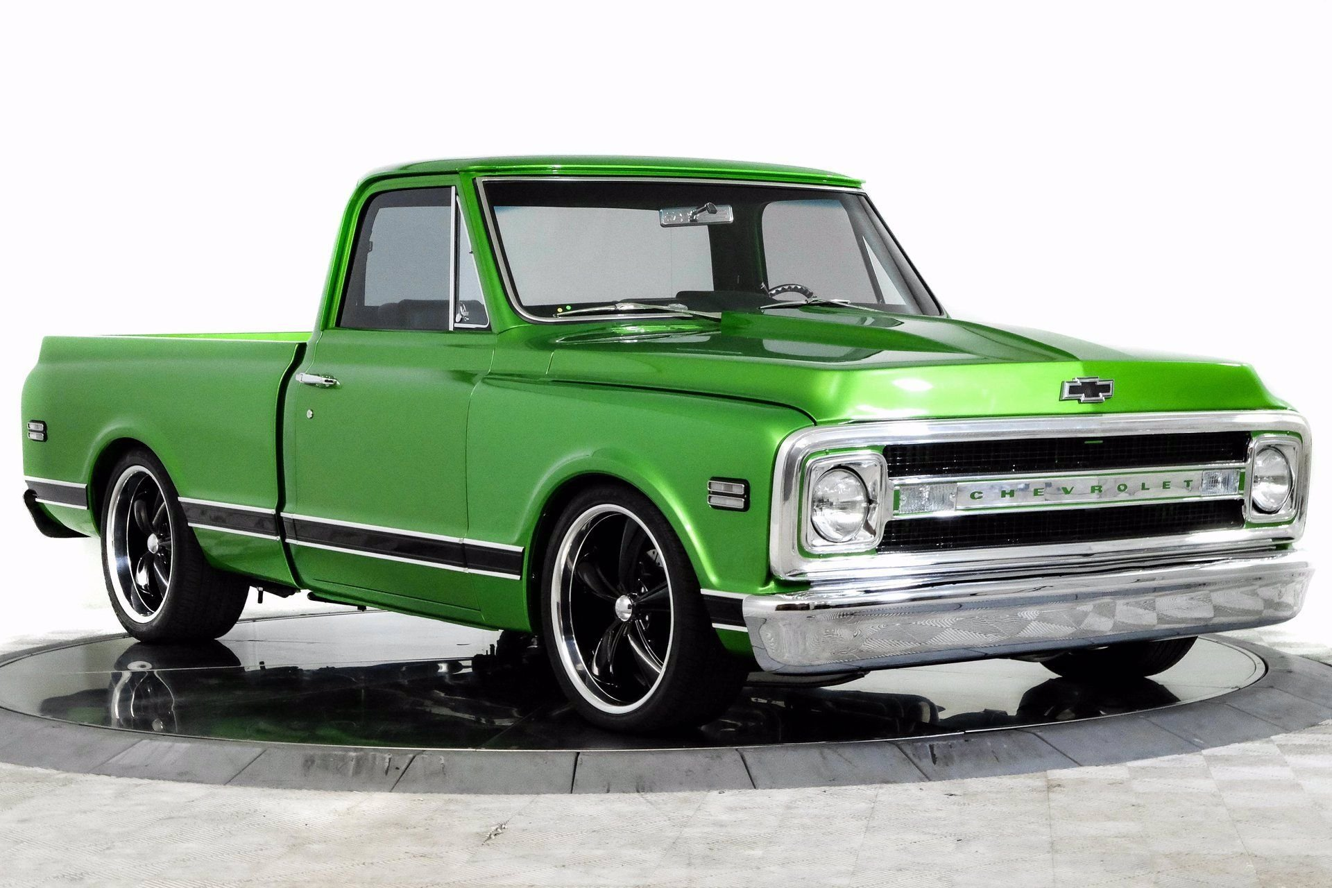 1970 chevrolet c10 restomod pickup