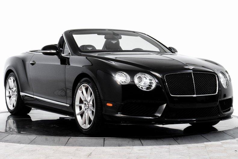 2014 Bentley GTC GT