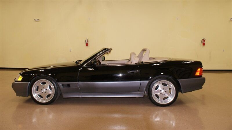1995 mercedes benz sl500 hardtop roadster