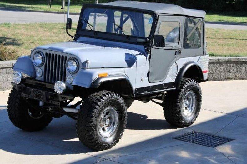 1971 Jeep CJ 5
