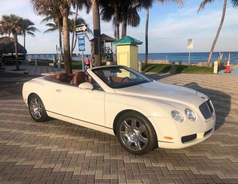 2008 Bentley GTC