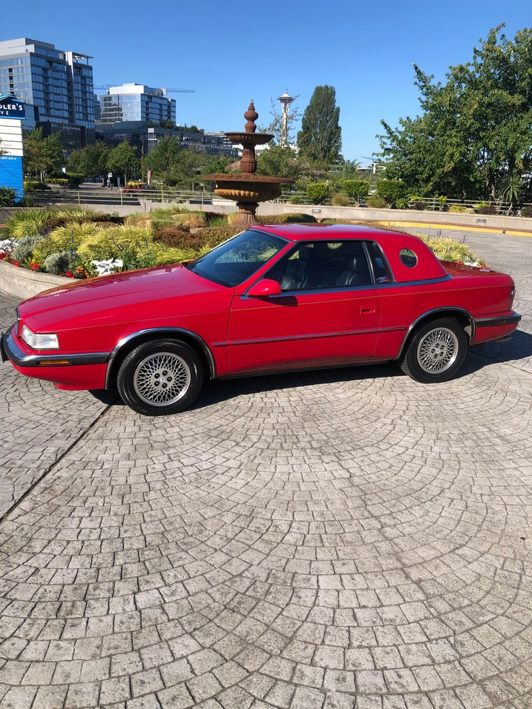 1990 Chrysler Maserati TC