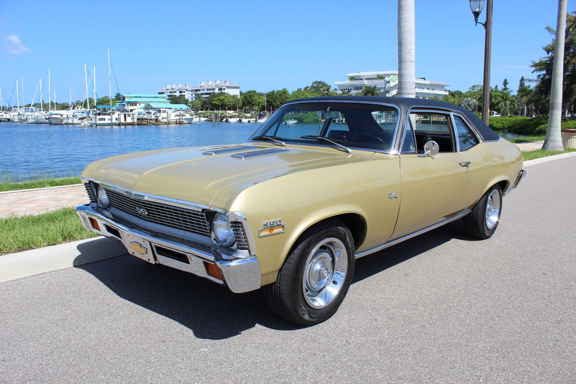 1972 chevrolet nova coupe