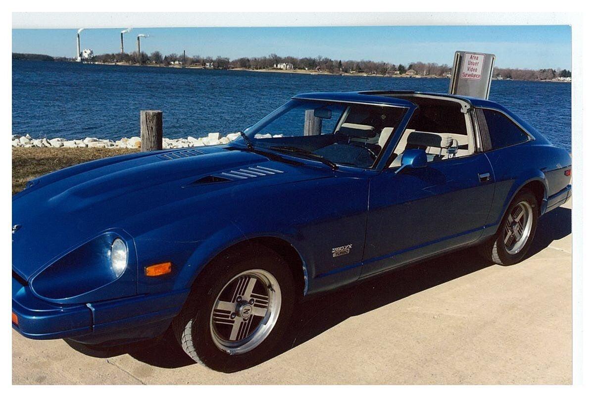 1982 datsun 280zx turbo coupe