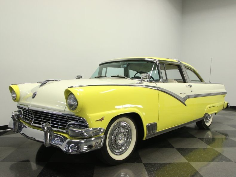 1956 ford crown victoria hardtop