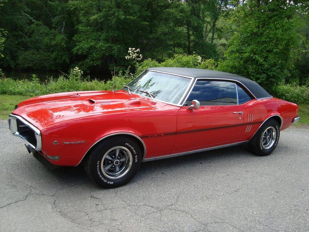 1968 pontiac firebird 400 coupe
