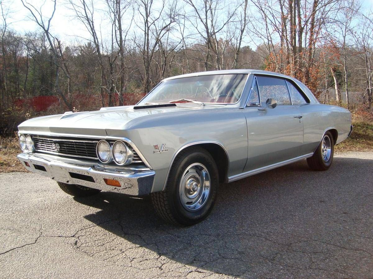 1966 chevrolet chevelle ss 396 coupe